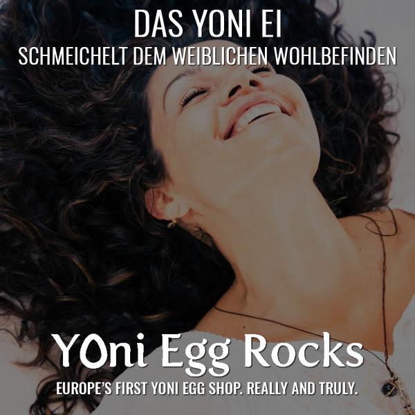 yoni egg rocks
